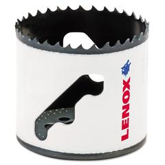 "LENOX Bi-Metal Hole Saw, 64L, 4"" (102mm), 4/6th Hole Saw"
