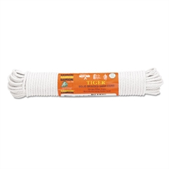 "Sash Cord, 1/4"" x 100ft, Cotton, Size Group 8"