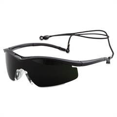 Triwear Protective Eyewear, Onyx Frame, IR 5.0 Lens