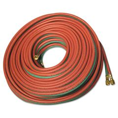 "Anchor Brand Twin Welding Hose, 3/16"" x 12.5ft, A-A"