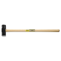 Stanley Tools Hickory Handle Sledge Hammer, 10lb