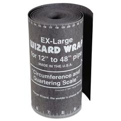 """Flange Wizard Tools Wizard Wrap, Extra Large, 12"""" to 48"""" Pipe"""