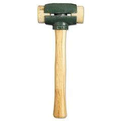 Split-Head Rawhide Hammer, Size 4