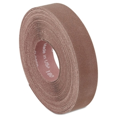 "Norton P180J Coated Handy Roll, 1-1/2"" x 50yds, K225, Metalite"