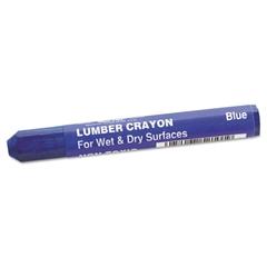 Dixon Lumber Crayon, Blue