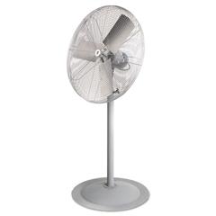 "Unassembled Pedestal Fan, 30"", Non-Oscillating"