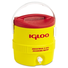 Igloo Industrial Water Cooler, 3gal