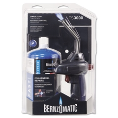 BernzOmatic Basic Propane Quickfire Self-Igniting Torch Kit