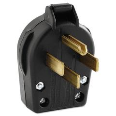 Cooper Wiring Devices S21-SP Angle Grounding Plug