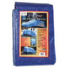 Multiple Use Tarpaulin, Polyethylene, 20ft x 20ft