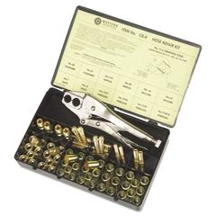 Hose Repair Kit, w/C-6 Tool