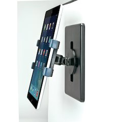 Universal Tablet Magnetic Wall Mount w/Arm (XL)