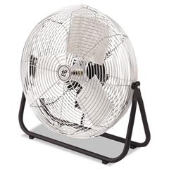 """Industrial Floor Fan, 18"""", 1/8hp, 3-Speed, 1-Phase"""