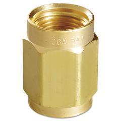 Western Enterprises CGA 347 Regulator Inlet Nut, Hex