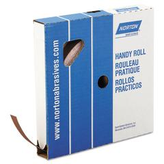 "P120J Coated Handy Rolls, 1"" x 50yds"