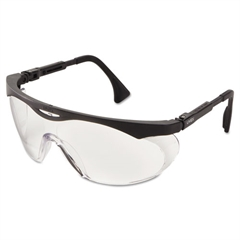 Skyper Safety Spectacles, Black Frame