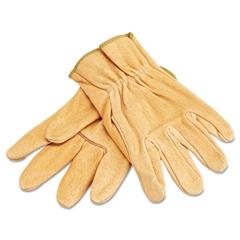 Anchor Brand Driver's Gloves, Large, Pigskin