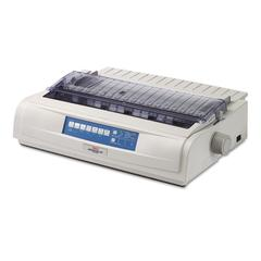 Oki Microline 491 24-Pin Dot Matrix Printer