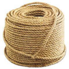 "Manila Rope, 3-Strand, 1/2"" x 600ft, 45lb"