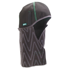 MSA V-Gard Supreme Winter Liner, Fabric, Two-Piece Extended, Velcro Chinstrap