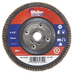 """Vortec Pro Abrasive Flap Disc, 4-1/2"""" , 80Z, 5/8""""-11A.H."""