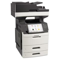 Lexmark MX711dthe Multifunction Laser Printer, Copy/Fax/Print/Scan
