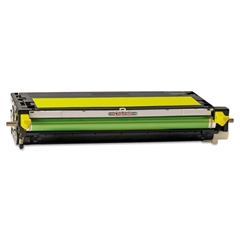 Media Sciences 39414 Remanufactured 106R01394 High-Yield Toner, Yellow
