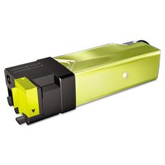 Media Sciences 40128 Remanufactured 106R01454 Toner, Yellow