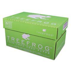 TreeFrog Tree-Free Copy Paper, 20-lb., 8-1/2 x 11, 5000 Sheets/Carton