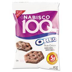 Nabisco 100 Calorie Packs Oreo Cookies, 6/Box