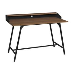 Niche Soho Tiered Desk- Urban Walnut