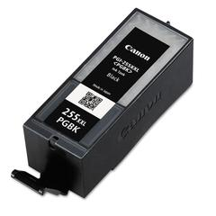 Canon 8050B001 (PG-255XXL) ChromaLife100+ Extra High-Yield Ink, Black