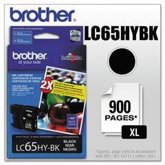 LC65HYBK Innobella High-Yield Ink, Black