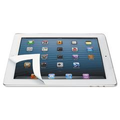 Bubble-Free Protective Filter for iPad White