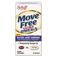 Ultra Omega Joint Comfort Softgel, 30 Count