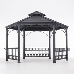 Garnett Hexagonal Gazebo