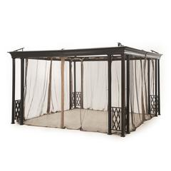 Universal Netting for 12ft x 12ft Gazebo