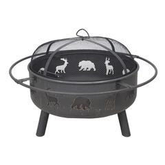 "Derby 32""  Steel Fire Pit"