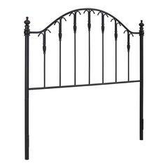 Eldridge King Metal Headboard And Footboard