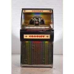 Vinyl Rocket Jukebox