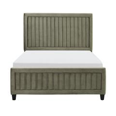 Grayson Queen Bedset In Granite Microfiber