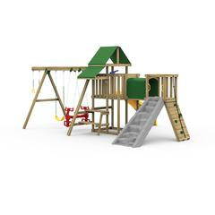 Varsity Factory Built Gold Play Set