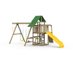 Varsity Factory Built Bronze Play Set