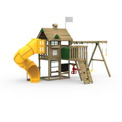 All Pro Factory Built Gold Play Set