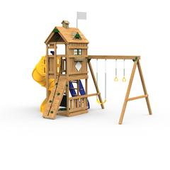 Trainer Factory Built Gold Play Set