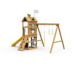 Trainer Factory Built Bronze Play Set