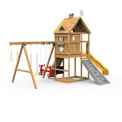 Legacy Factory Built Silver Play Set