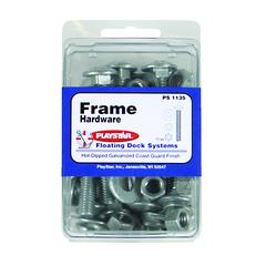 Dock Frame Hardware