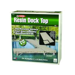 Resin Dock Top