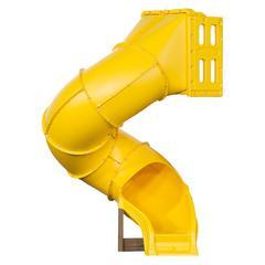 Spiral Tube Slide for 4 & 5 ft. high play decks